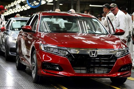(影音)2018 Honda Accord正式量產 今年秋季發表
