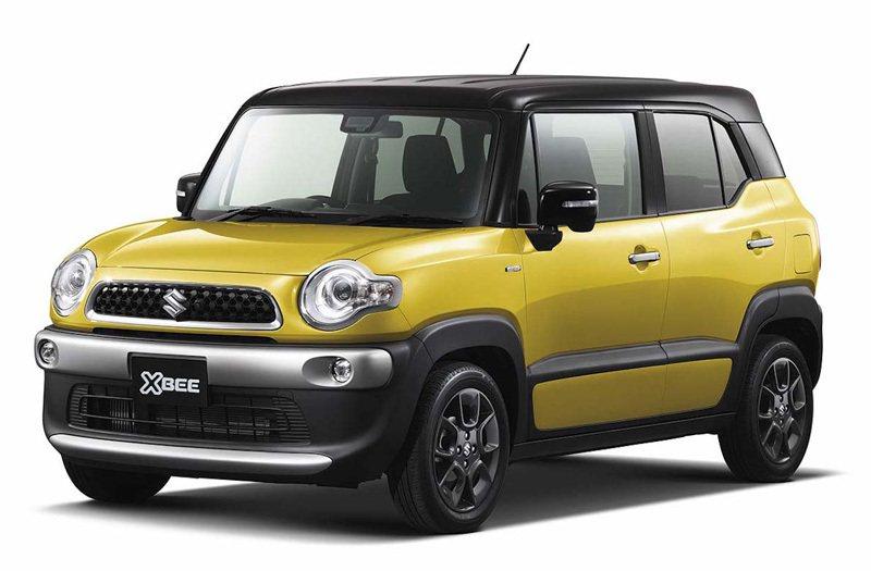 Suzuki將推出全新跨界休旅車型XBEE,是一部都會、越野兼具的個性車款。 圖片來源:Suzuki