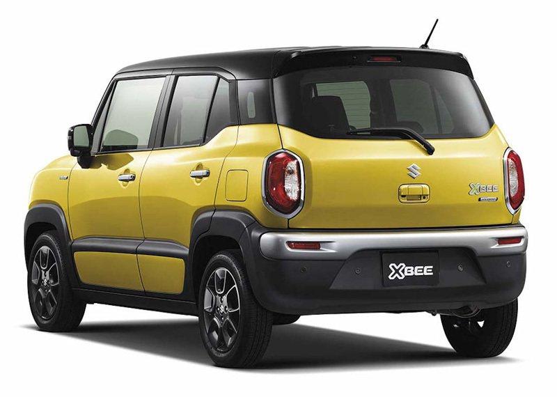 XBEE方正的車身格局,同樣強調座艙空間機能,滿足消費者的載物需求。 圖片來源:Suzuki