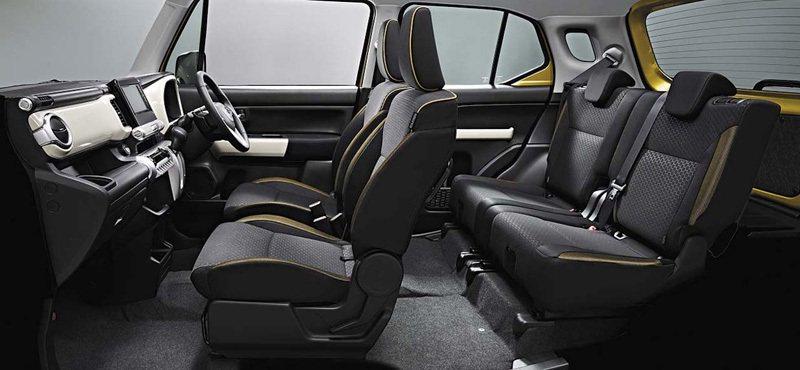 座艙無論前檔與車身玻璃設計稍大,可提供寬闊的行車視野。 圖片來源:Suzuki
