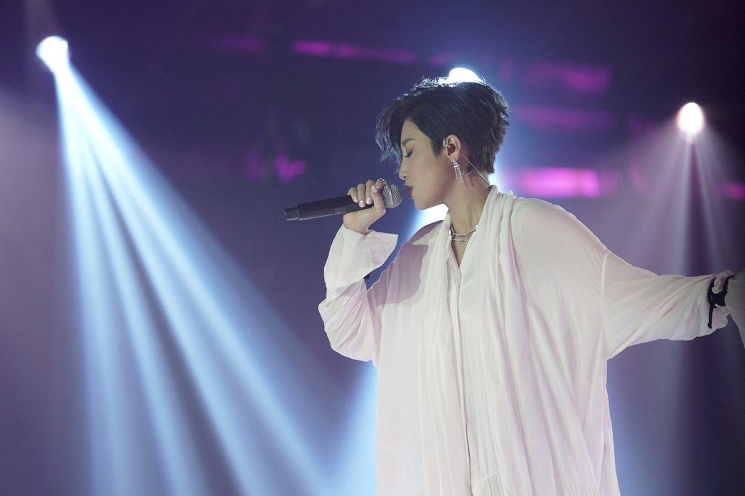 A-Lin明年帶著演唱會返場高雄。圖/索尼提供