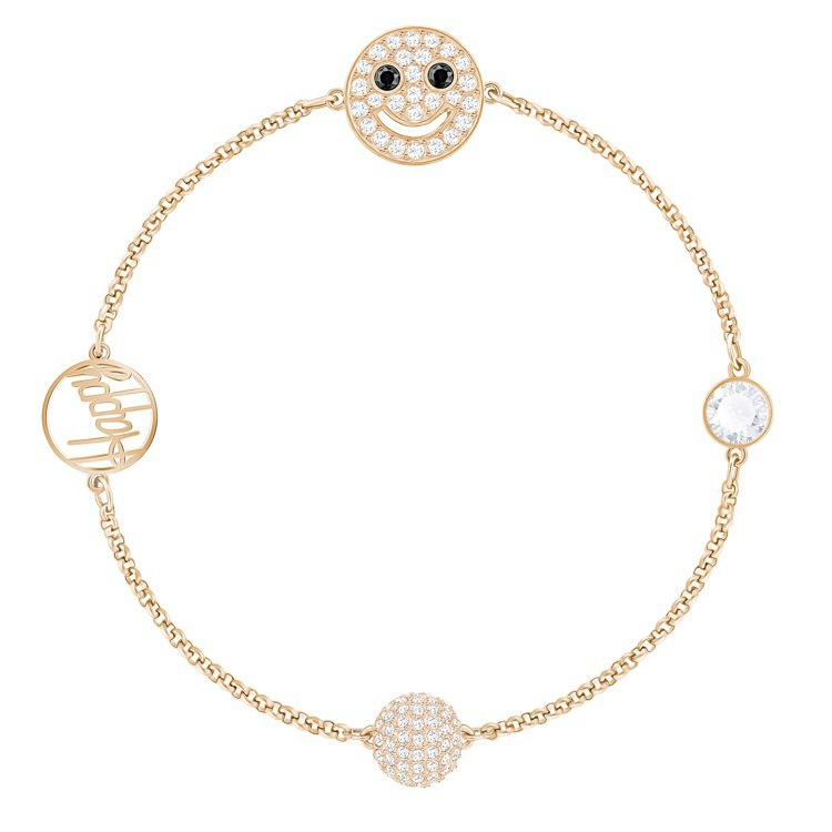 Swarovski Remix Collection系列Smiling Face...