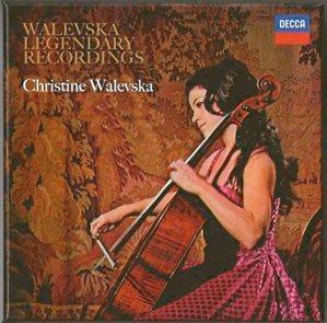 瓦列芙斯卡經典黑膠唱片。 圖/聯合數位文創提供