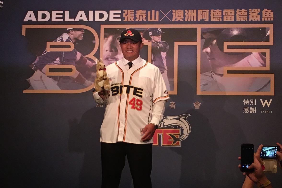 澳洲職棒也很歡迎台灣好手過去比賽,可見他們也是一直想提高比賽強度。 聯合報系資料...