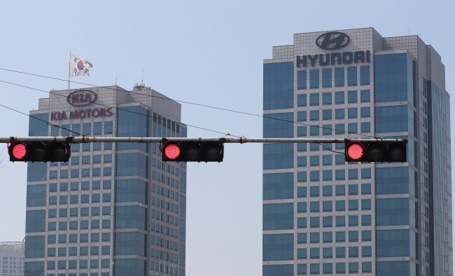 Hyundai受到禁韓令的影響,今年在中國的產值大幅萎縮。 摘自Korea Herald