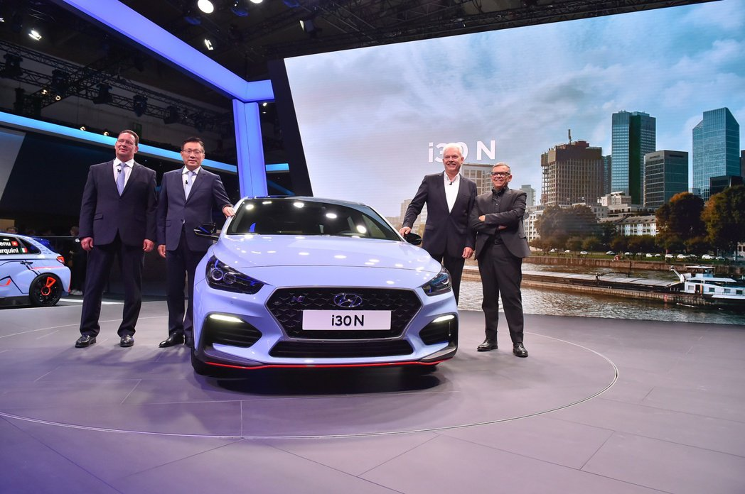 Hyundai若併購FCA集團,很有可能一舉成為全球汽車業的龍頭。 摘自Hyundai