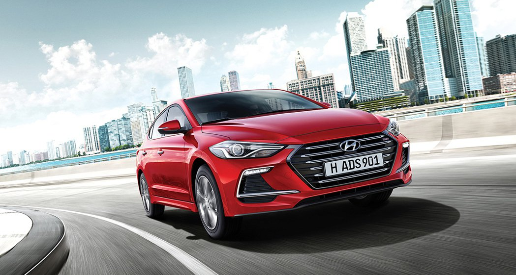 Hyundai也否認併購FCA集團的傳言。圖為Hyundai Elantra Sport。 摘自Hyundai
