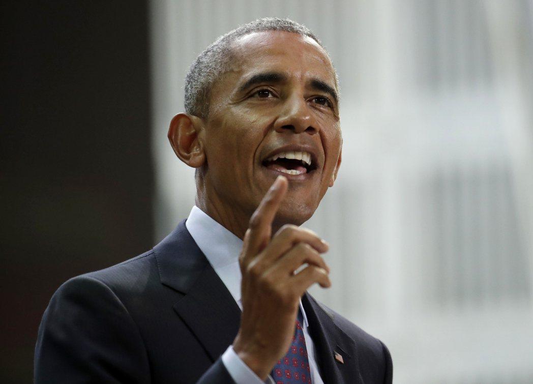 CNN報導,歐巴馬在全球富有國家元首排行榜中排名第一。 (美聯社)