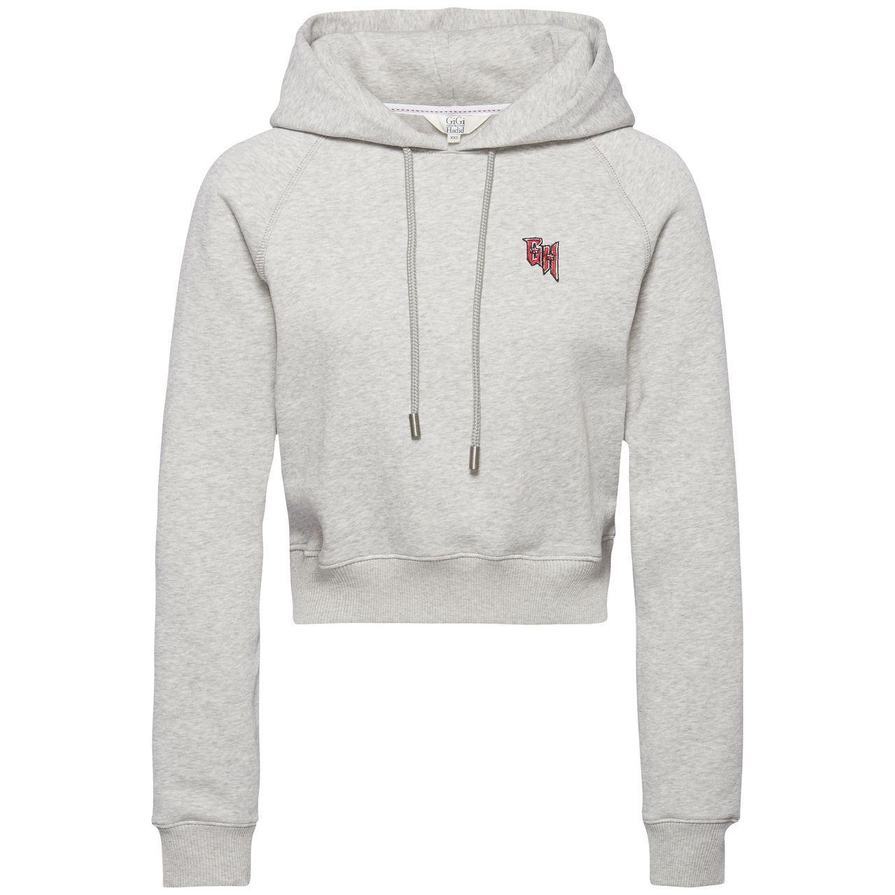 TommyXGigi 亮片刺繡連帽衫,NT$5,980