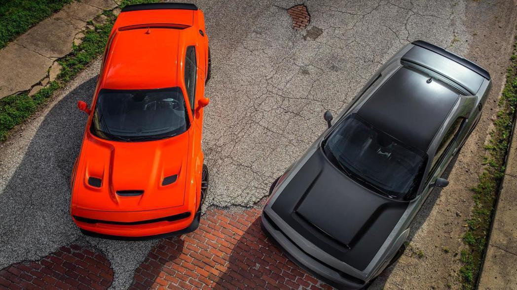 Dodge近日公布旗下車款Challenger與Charger將採用Giorgio platform底盤平台打造。 圖片來源:Dodge