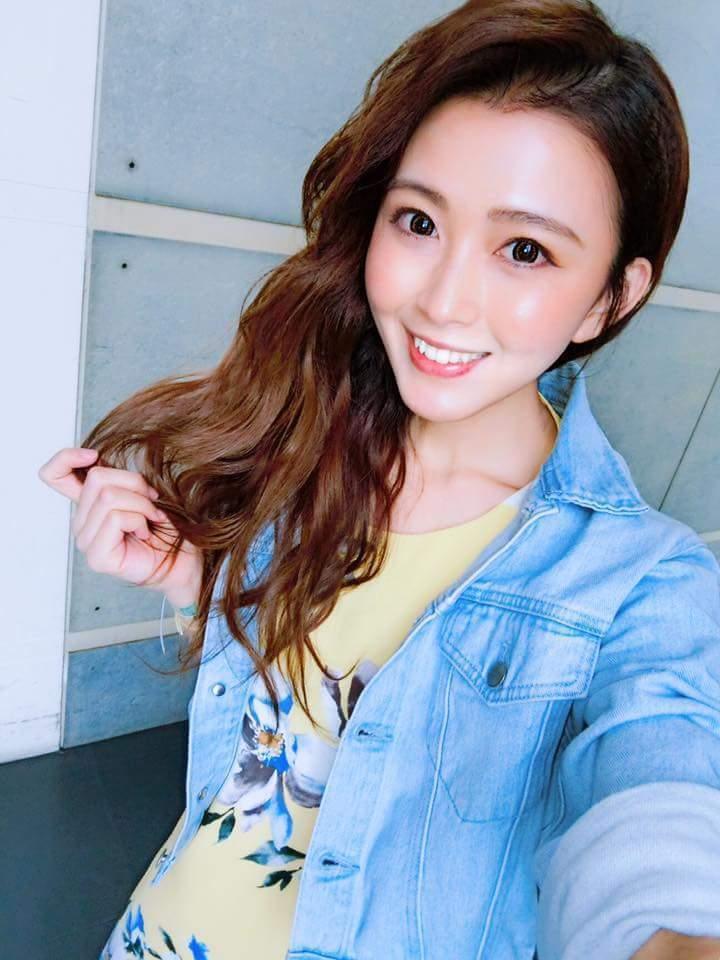 馮媛甄再嫁後相當幸福。圖/摘自臉書