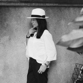 女子選物/與各種造型都能神奇和諧的巴拿馬草帽