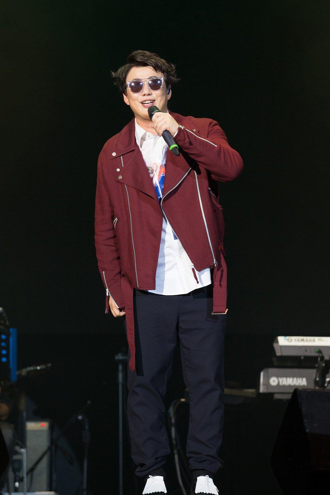 蕭煌奇22日晚舉行生日音樂會。圖/星光娛樂提供