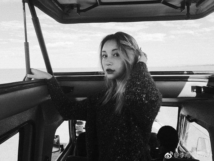 網紅李雨桐微博公布音檔,意外被網友發現墮胎時,疑似已懷孕7個月。圖/摘自微博