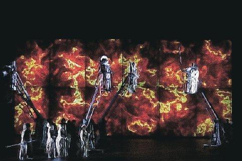 女武神。 台中國家歌劇院/提供