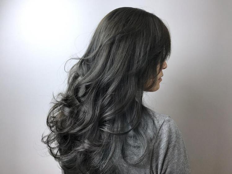 髮型創作/WZ studio - 緯震(Eric)。圖/HairMap美髮地圖提...