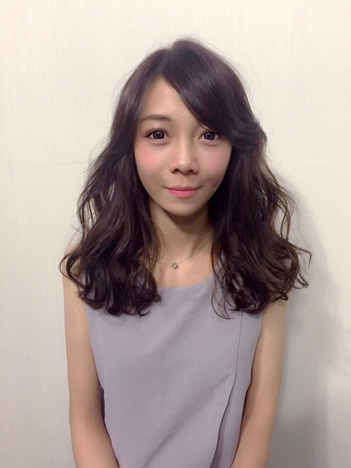 髮型創作/Qtie 克蘿蒂髮型 - Qtie Queena。圖/HairMap美...