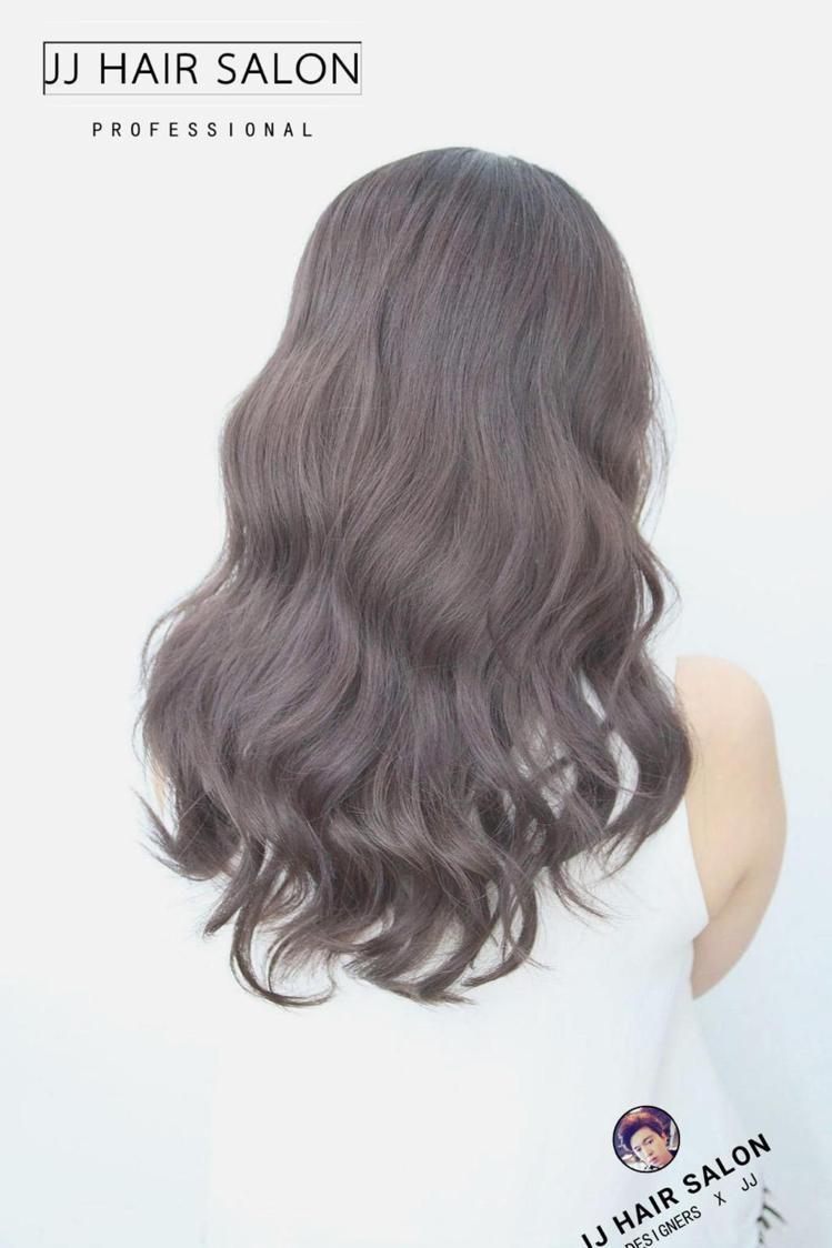 髮型創作/JJ HAIR SALON忠孝復興店 - JJ。圖/HairMap美髮...