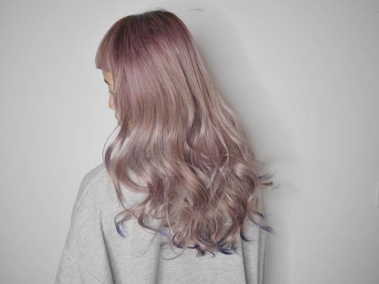 髮型創作/ 艾門髮藝 IVEN HAIR A - small p(小P)。圖/H...