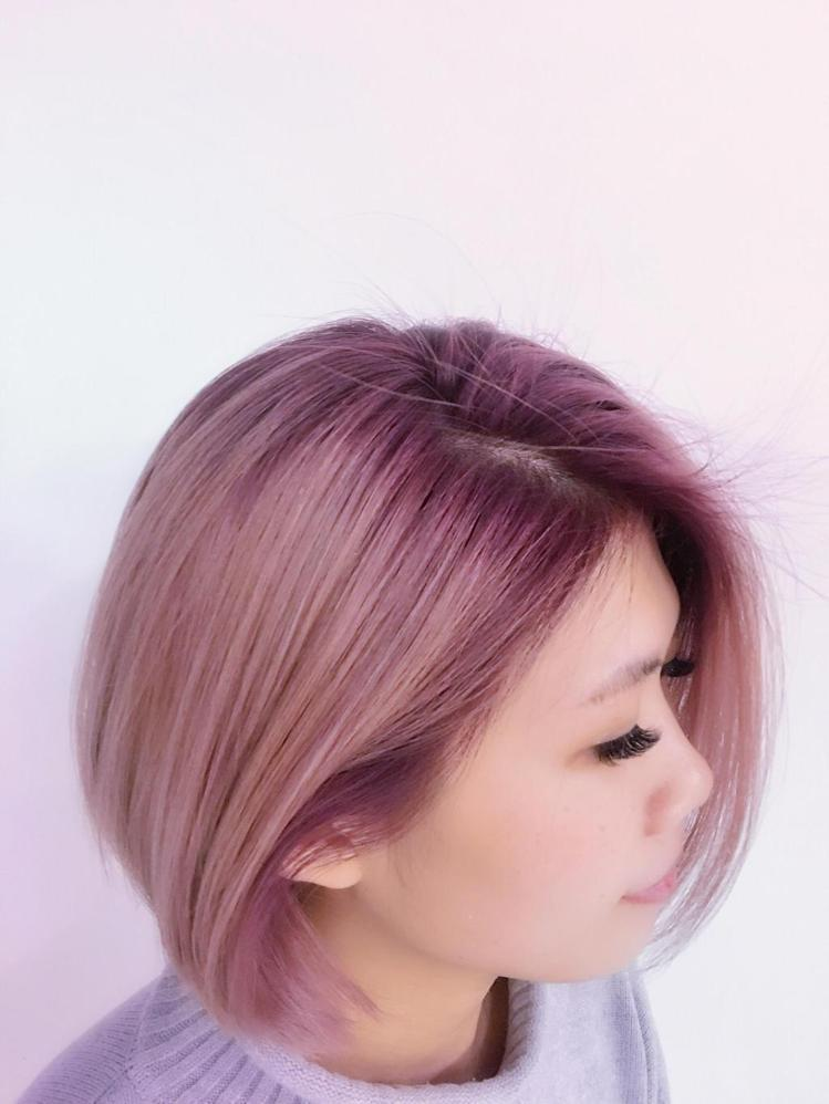 髮型創作/ Adacasa hair salon 概念店 - 潘 。圖/Hair...