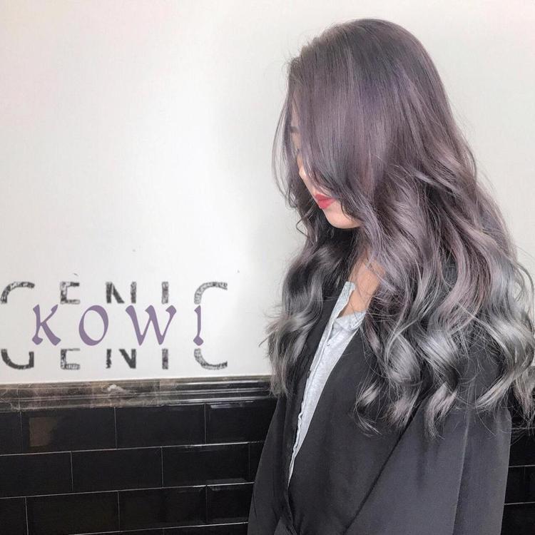 髮型創作/Genic101 - Kowi。圖/HairMap美髮地圖提供