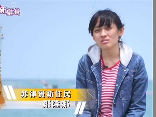 鄒隆娜嶄露臺灣電影新力量。圖/民視提供