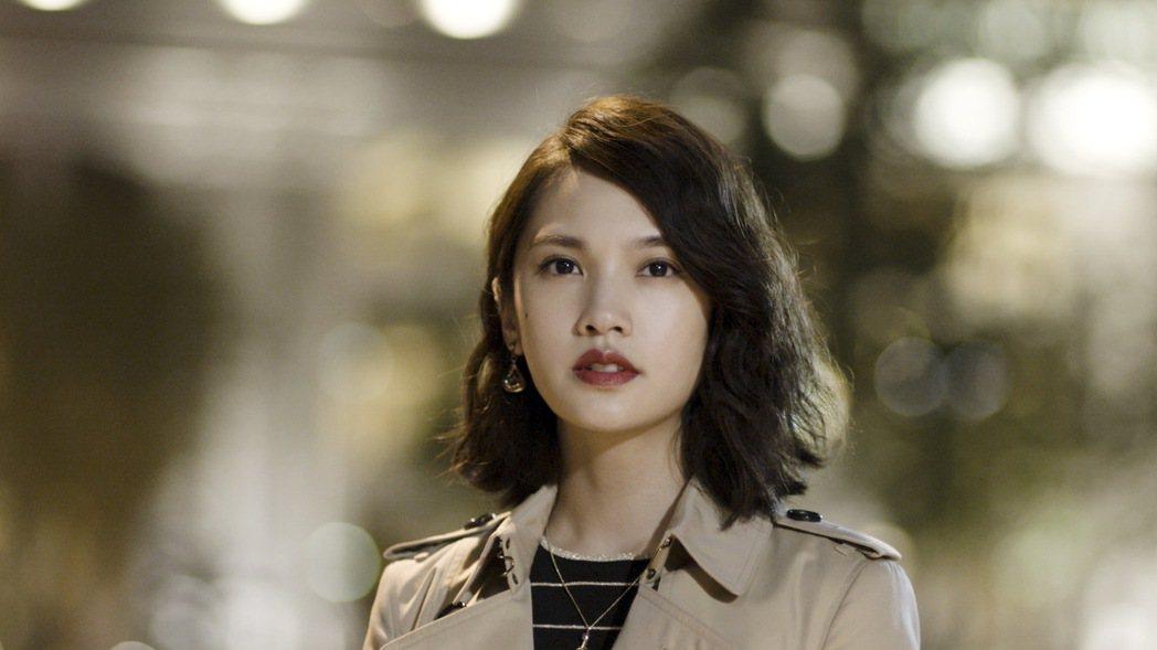 楊丞琳在「荼蘼」中等於演了兩個角色。圖/好風光提供