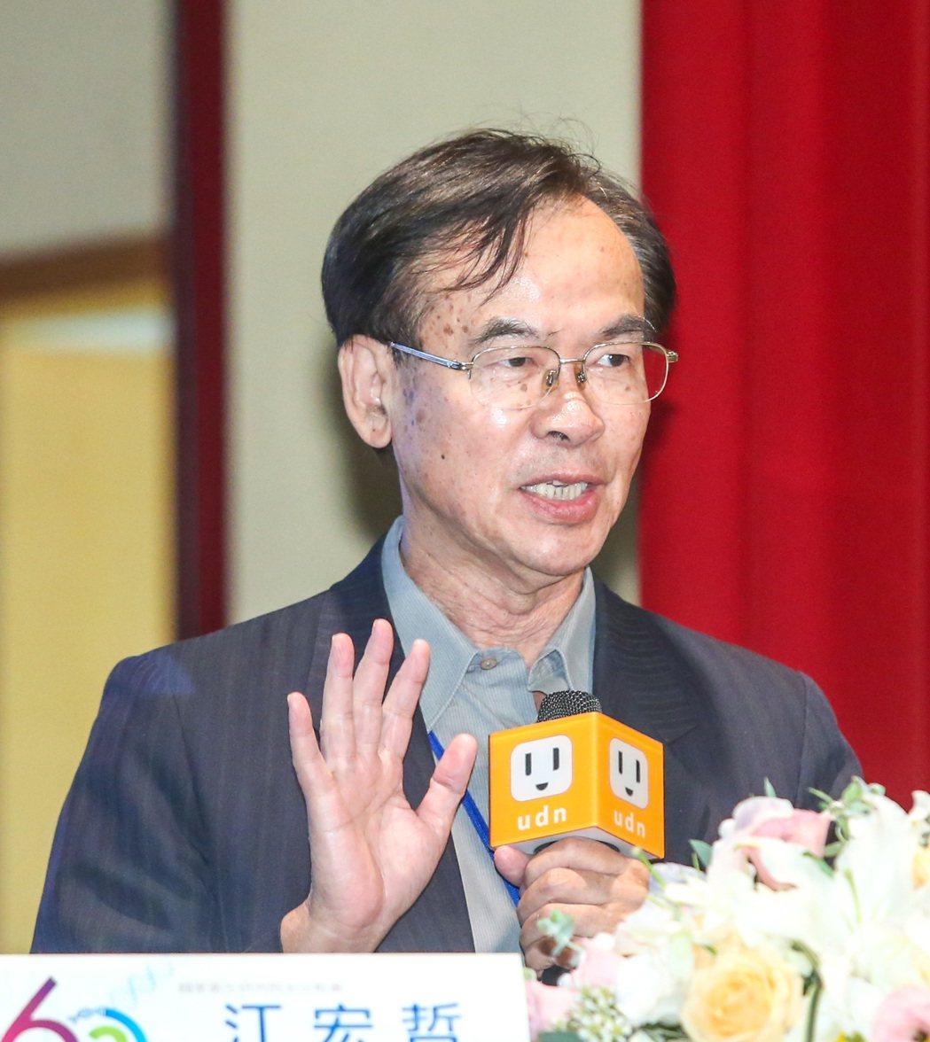 高雄醫學大學第二屆台北論壇「精準醫療銀光健康」在張榮發基金會舉行,國家衛生研究院...