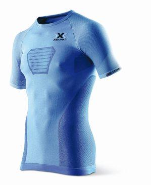 功能性跑步衣Speed Evo採用輕量化防水布料。 紅點/提供