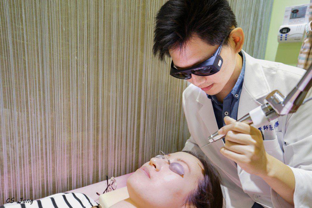 高雄榮總美容醫學中心/提供。