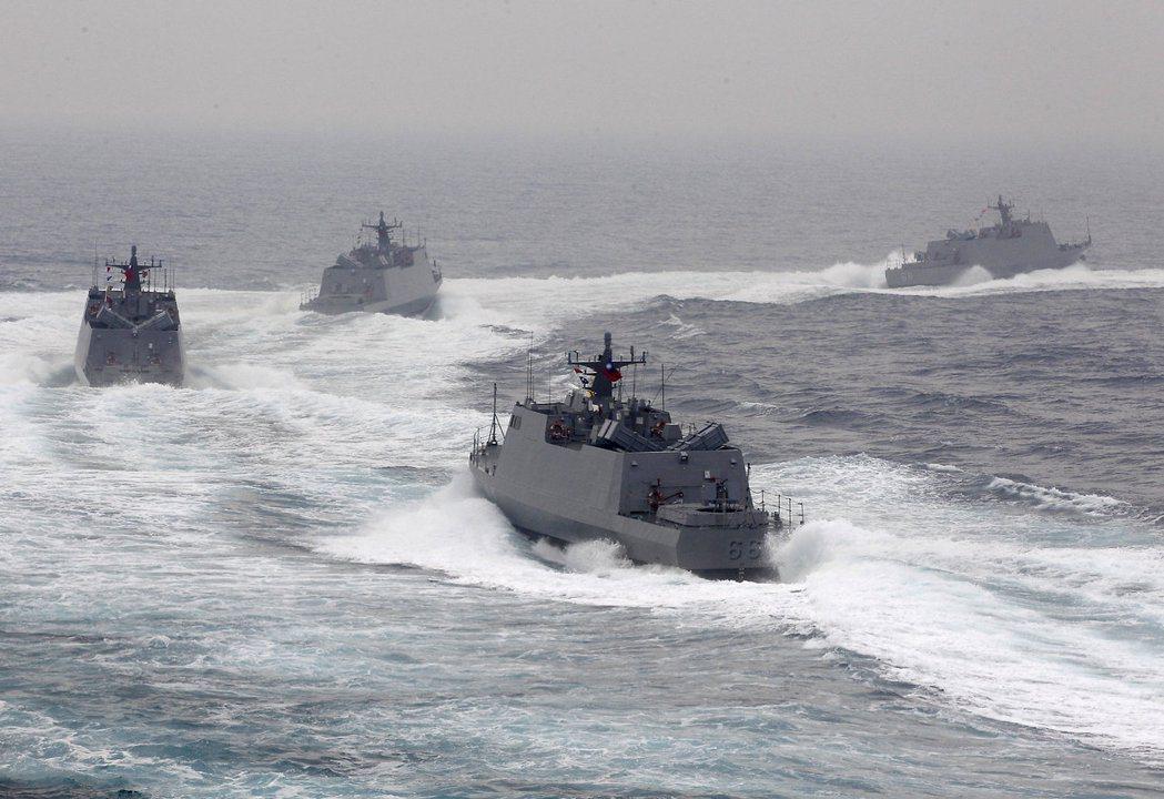 缺乏聯合演訓的經驗,更多中華民國海軍潛艦,反而可能在西太平洋構成美國與其盟邦海軍辨識上的困難。 圖/路透社