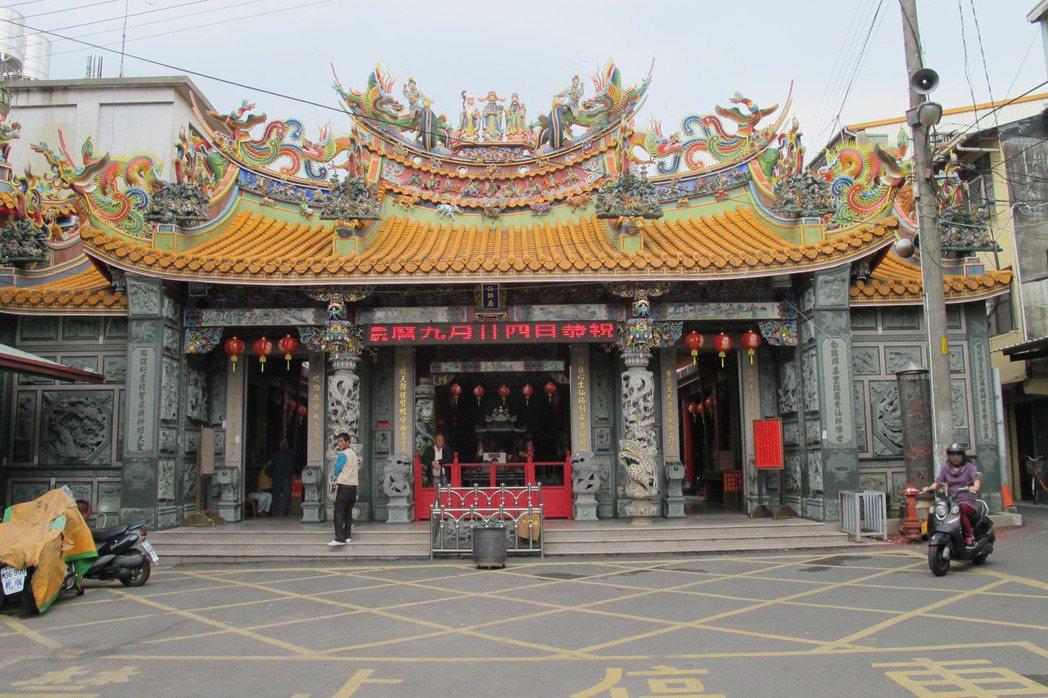 巧聖仙師廟重建後的樣貌。