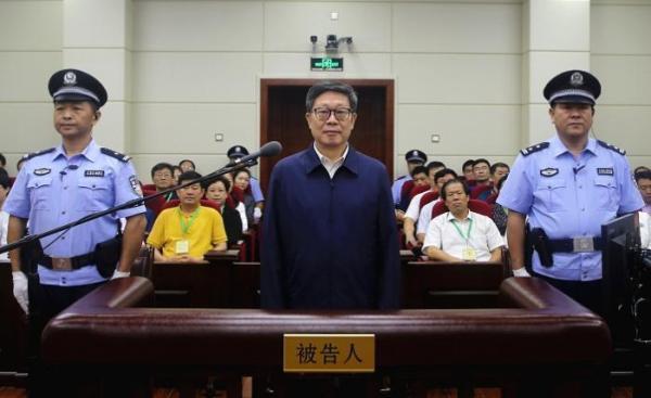原天津市長黃興國一審判12年 罰金1,380萬台幣