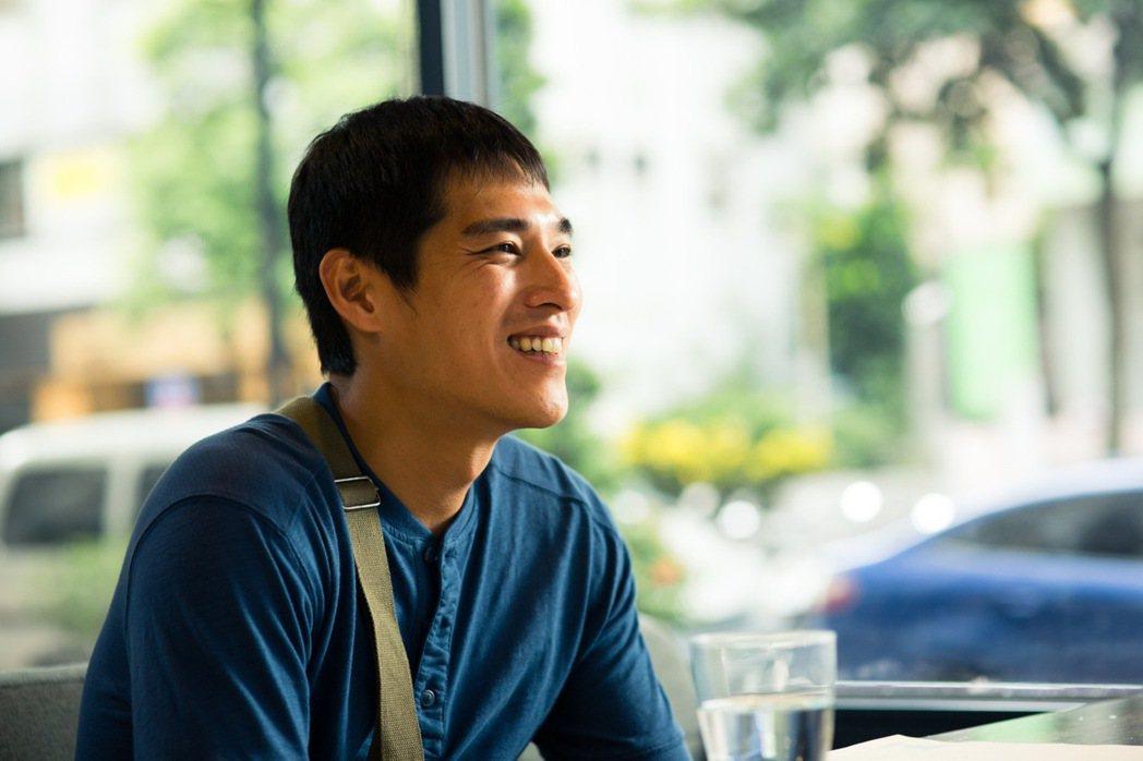 藍正龍在「姜老師,妳談過戀愛嗎?」外表開朗、內心陰暗。圖/好風光提供