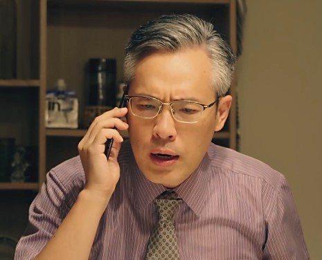 樊光耀在「戀愛沙塵暴」中飾演爸爸。圖/好風光提供