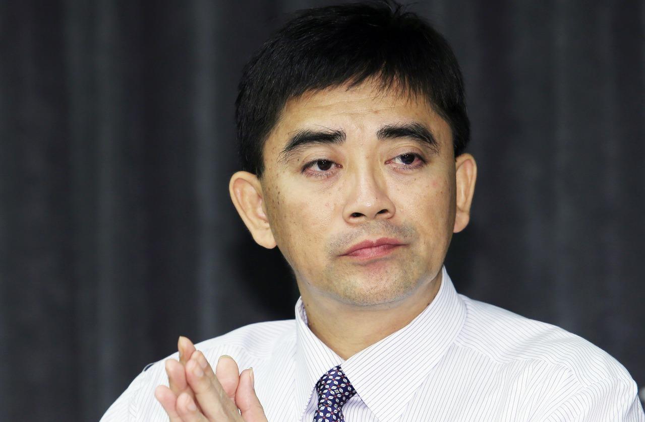 國發會副主委邱俊榮表示,其實我國今年表現比去年好,但全球競爭力排名依舊退步,最可...