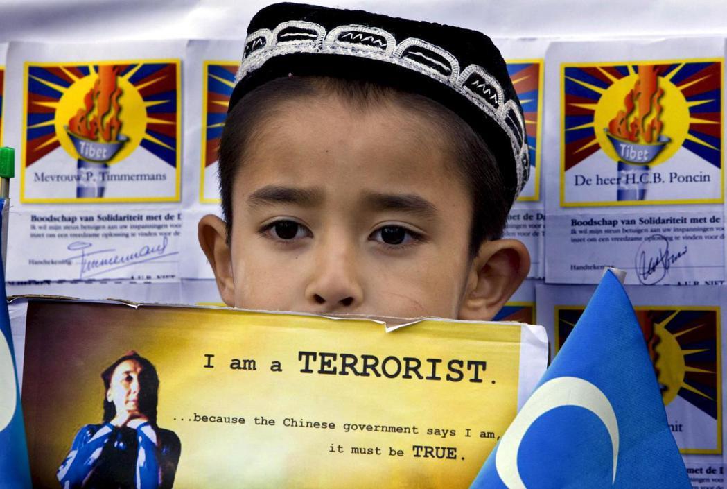 以打擊恐怖為名的國際反恐戰爭,讓流亡維吾爾人的處境雪上加霜。 圖/歐新社