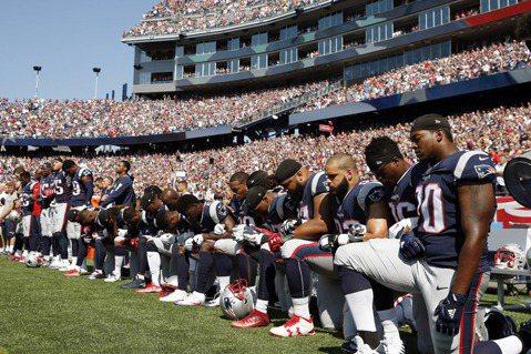 國歌聲中的分化:川普與球員對槓,打甚麼主意?