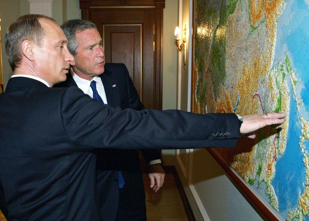 最好想辦法平衡那些有機會主宰重要地理區域的大國,阻止他們捷足先登。 圖/路透社