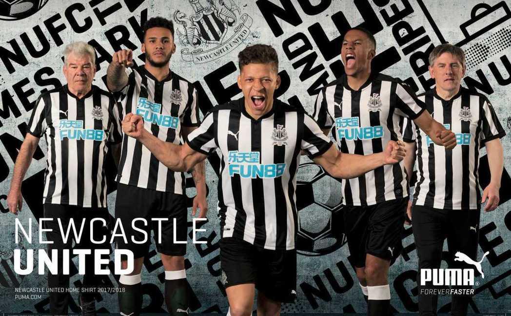 紐卡索聯與東亞的線上投注公司「樂天堂」。單以英格蘭境內的足球隊伍作為統計對象,本...