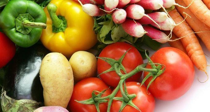 蔬菜富含鈣、鋅、鎂等礦物質及維生素。 圖/ingimage