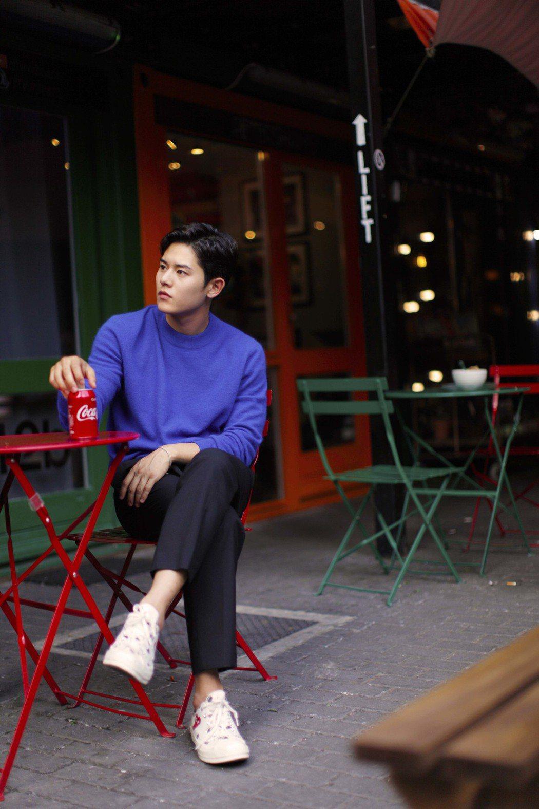 金桐俊將於10月15日在台舉辦粉絲見面會。圖/HNE ASIA 提供