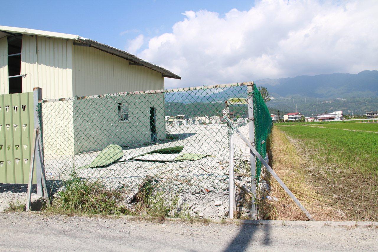 宜蘭被拆豪華農舍今何在?淪為水泥廢墟 無法耕作