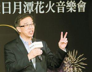 台灣大總經理鄭俊卿。 記者陳柏亨/攝影
