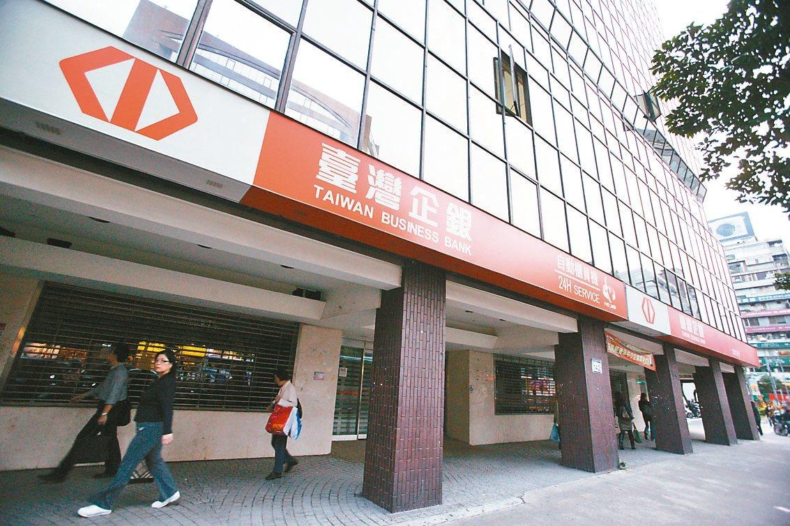 臺企銀公布7月稅前盈餘9.34億元,前七個月自結稅前淨利為56.79億元,較去年...