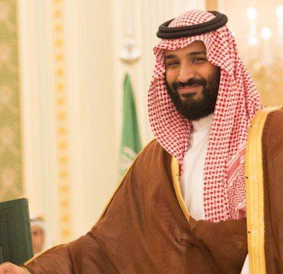 圖說:年僅32歲的沙烏地王儲穆罕默德開始推動全方面改革,試圖讓沙烏地擺脫石油經濟...
