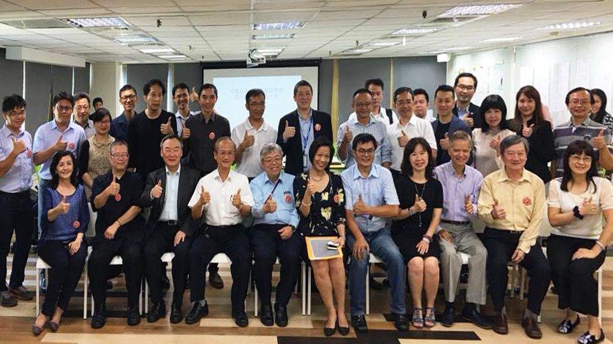 金融科技產業促進會(簡稱Fintech產促會)於昨(26)日下午在台北市舉辦第一...