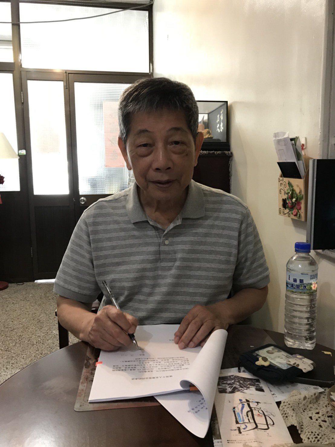 南港新任董座張昌平。(南港提供)