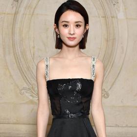 巴黎時裝周/Dior藝術氣息年輕開秀 趙麗穎同台超模