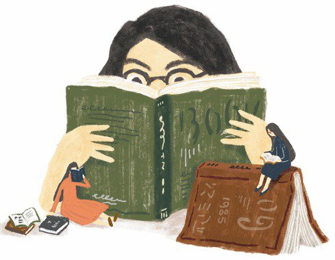 忘了是從何時開始閱讀的習慣,提包裡永遠備有一本書等待與我對話。那位影響我至深的「...